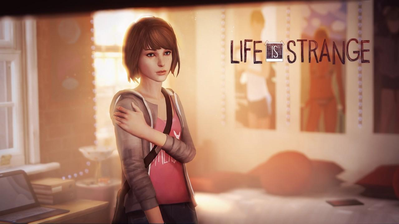 Life Is Strange Logo