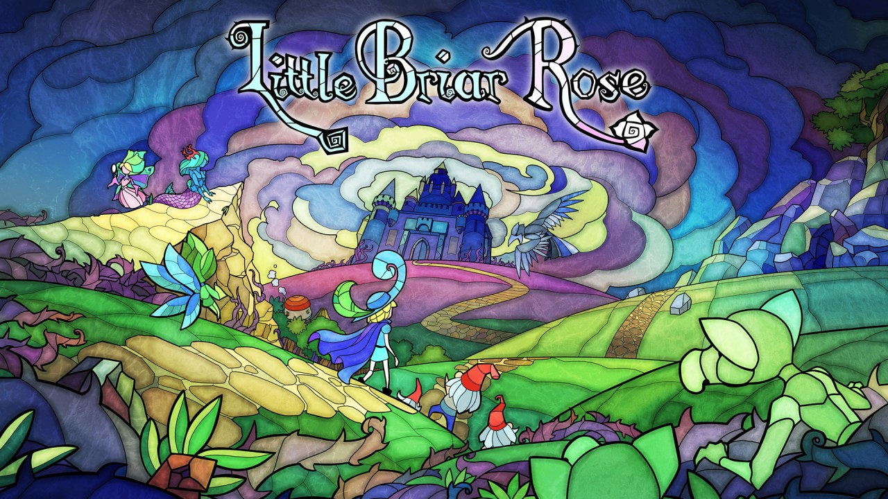Little Briar Rose logo