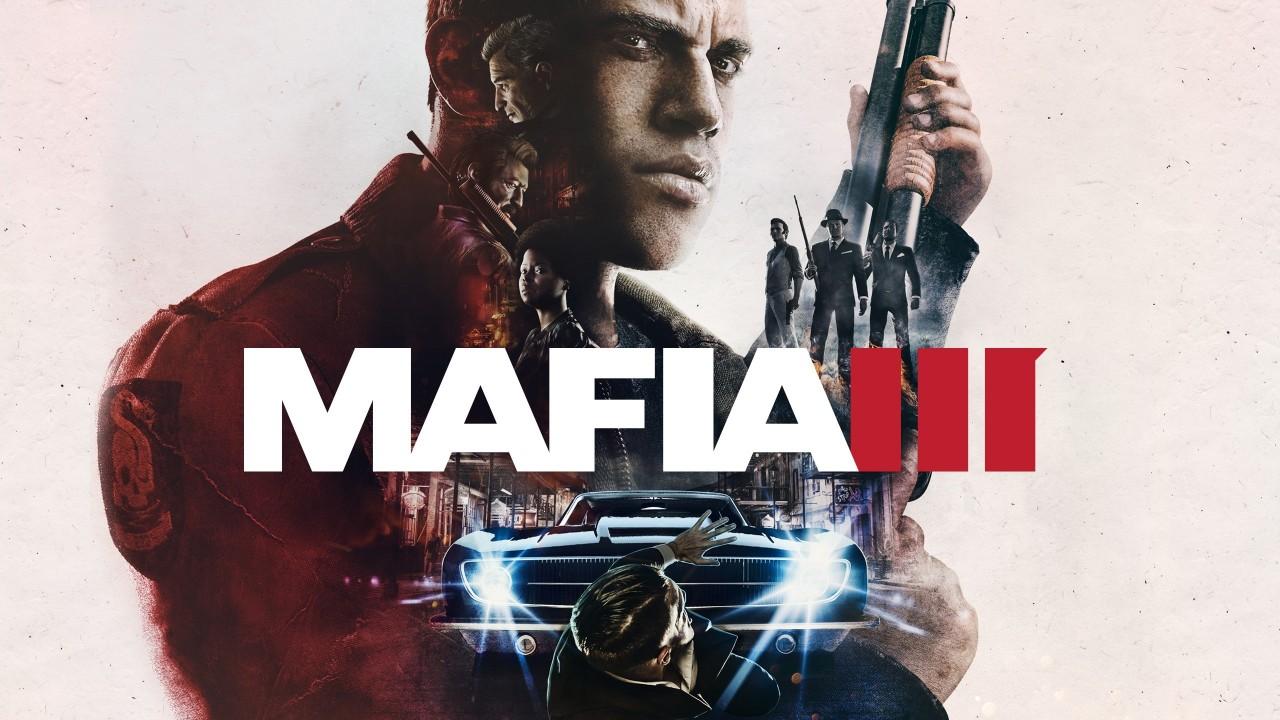 Mafia 3 Main Art Logo