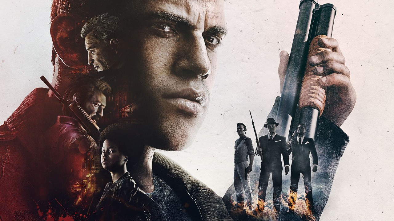 Mafia III 3 Main Art