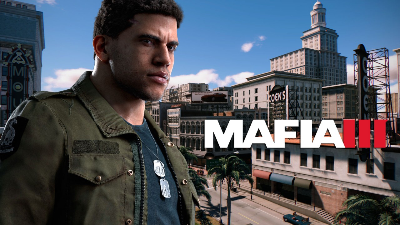 Mafia III - Lincoln Clay