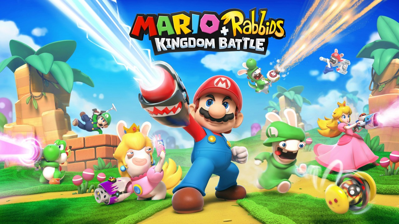 [E3 2017] Il mash up del giorno: Mario + Rabbids Kingdom Battle