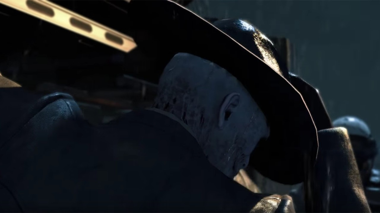 Metal Gear Solid V Ground Zeroes Skull Face 2