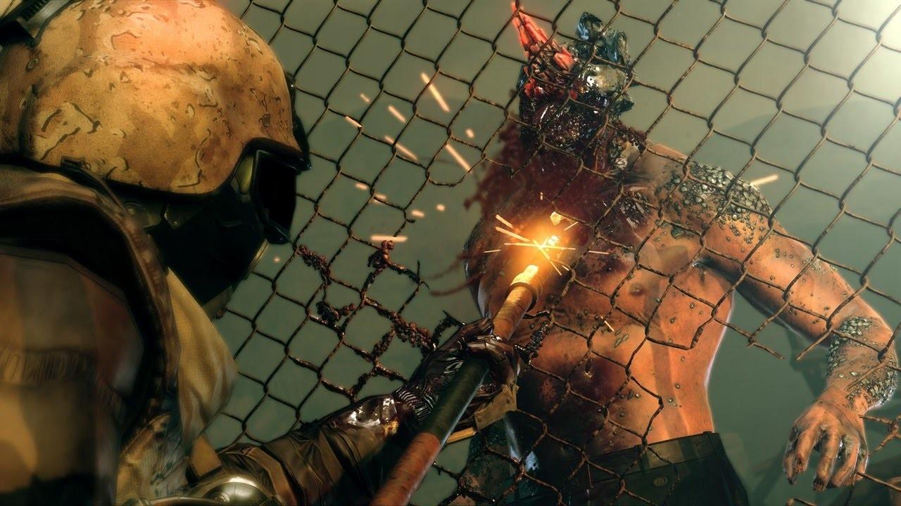 Metal Gear Survive Video Cover