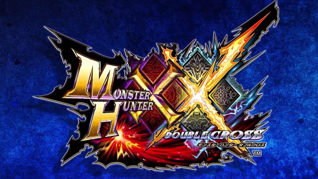Monster Hunter XX Double Cross