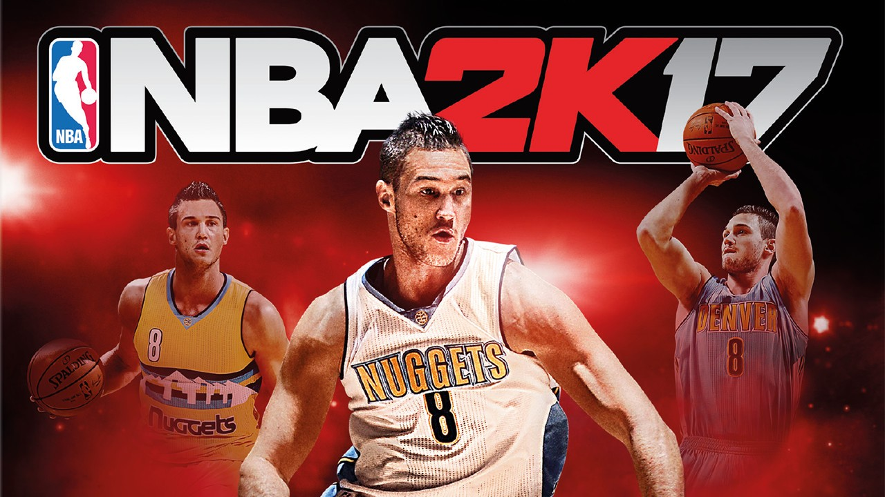 NBA 2K17 Main Art