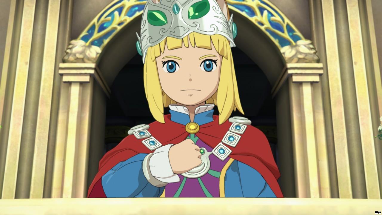 Ni No Kuni 2: Il destino di un regno: principe Evan