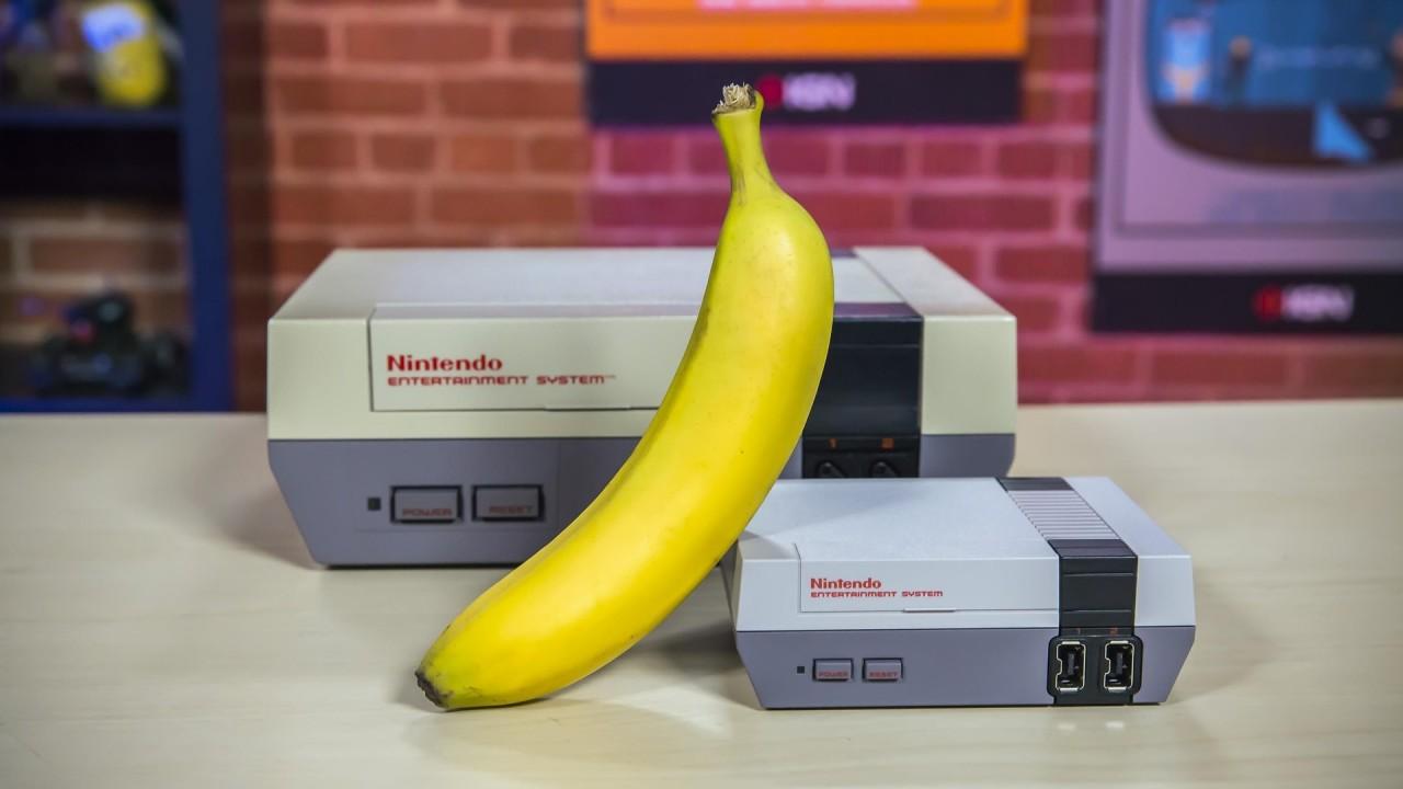 Nintendo Classic Mini: NES - Banana