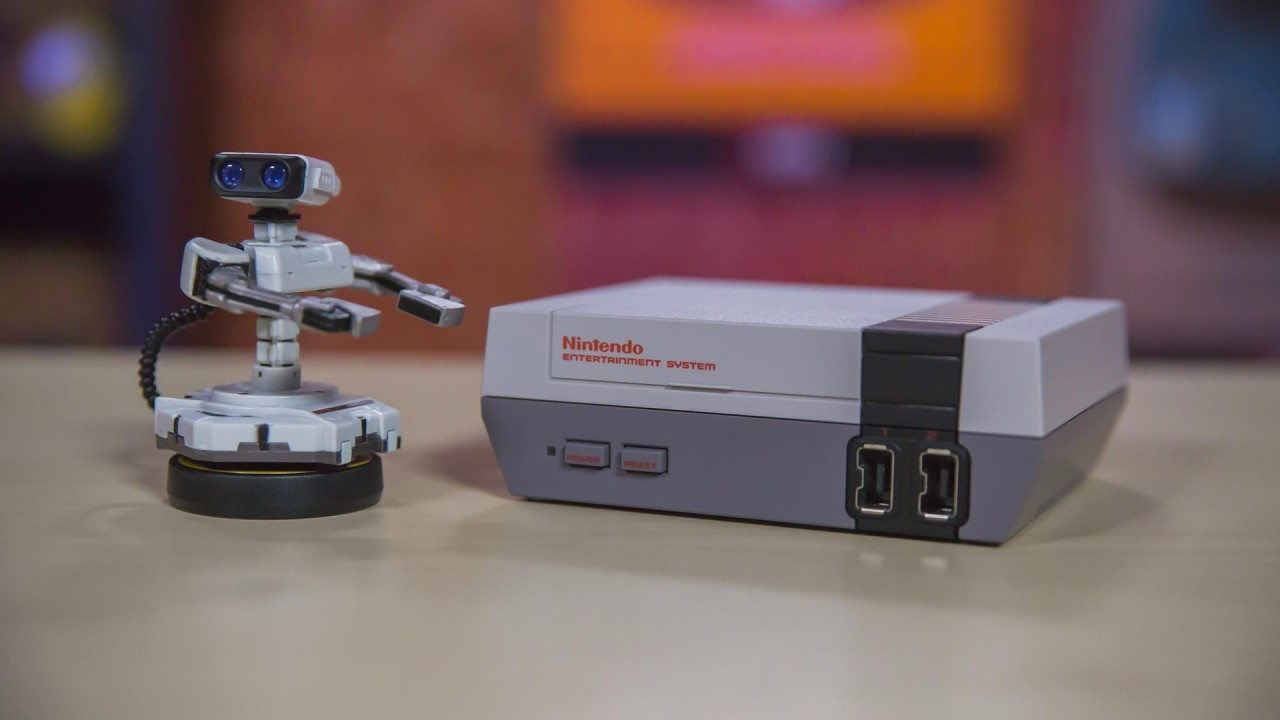 Nintendo Classic Mini: NES - ROB