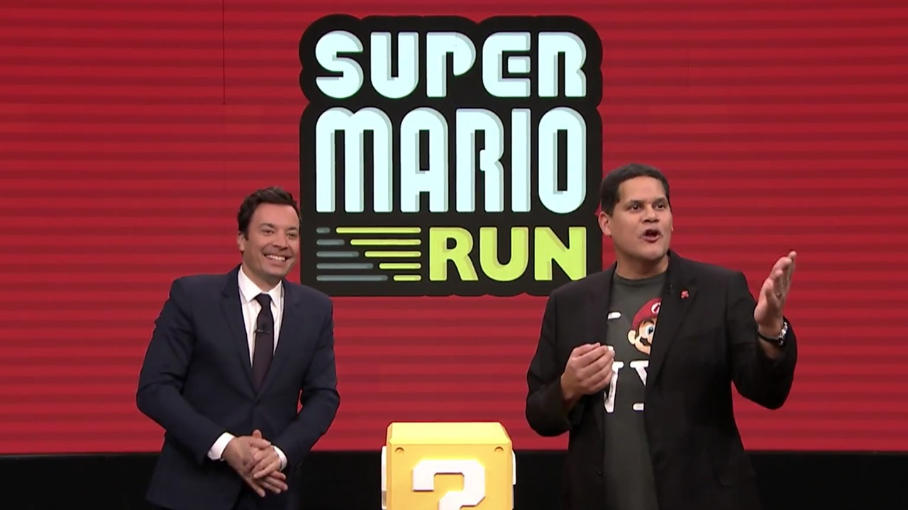 Nintendo Jimmy Fallon