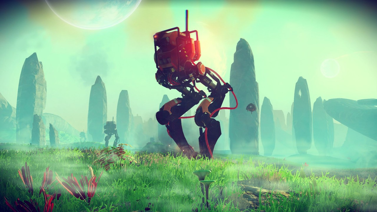 No Man's Sky Oval Walker
