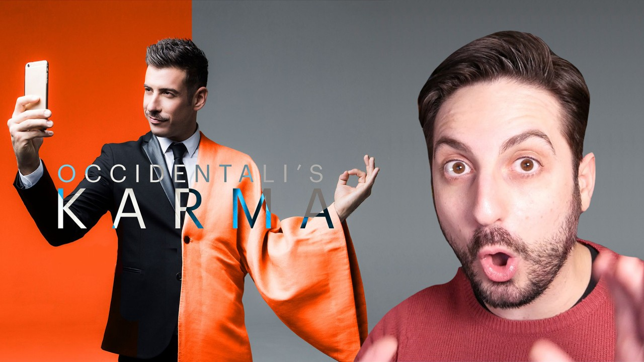 Francesco Gabbani è superdotato?