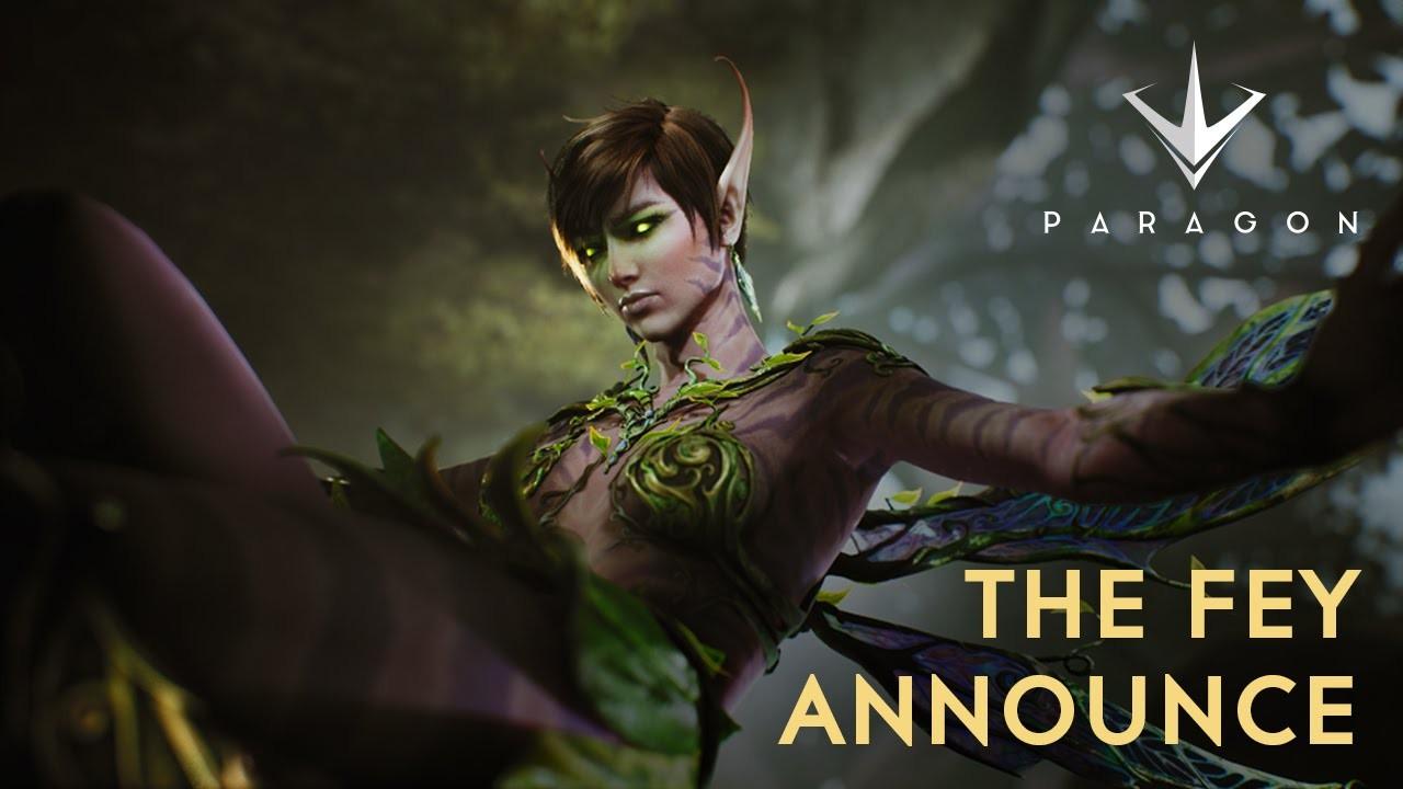 Paragon Fey Announce