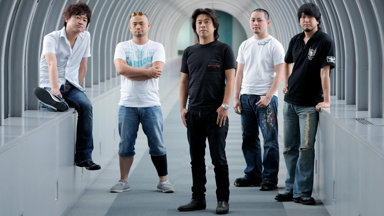 Il team di Platinum Games