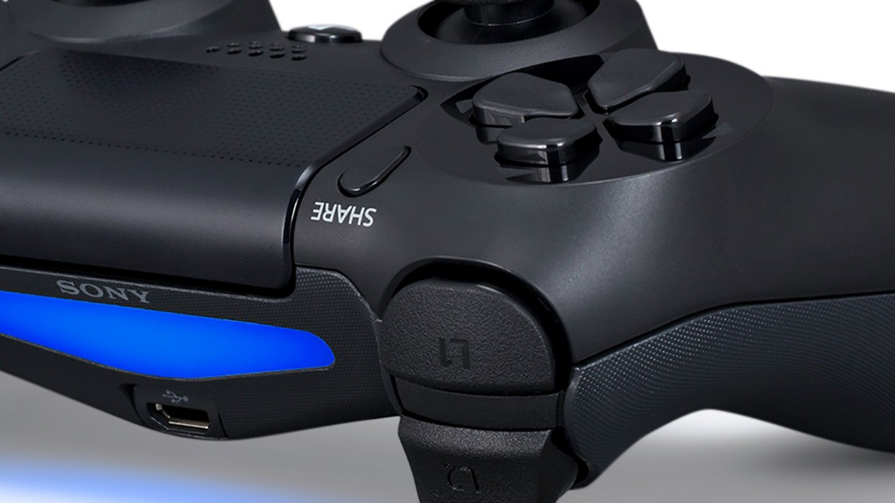 PlayStation 4 Dualshock 4 IMG share