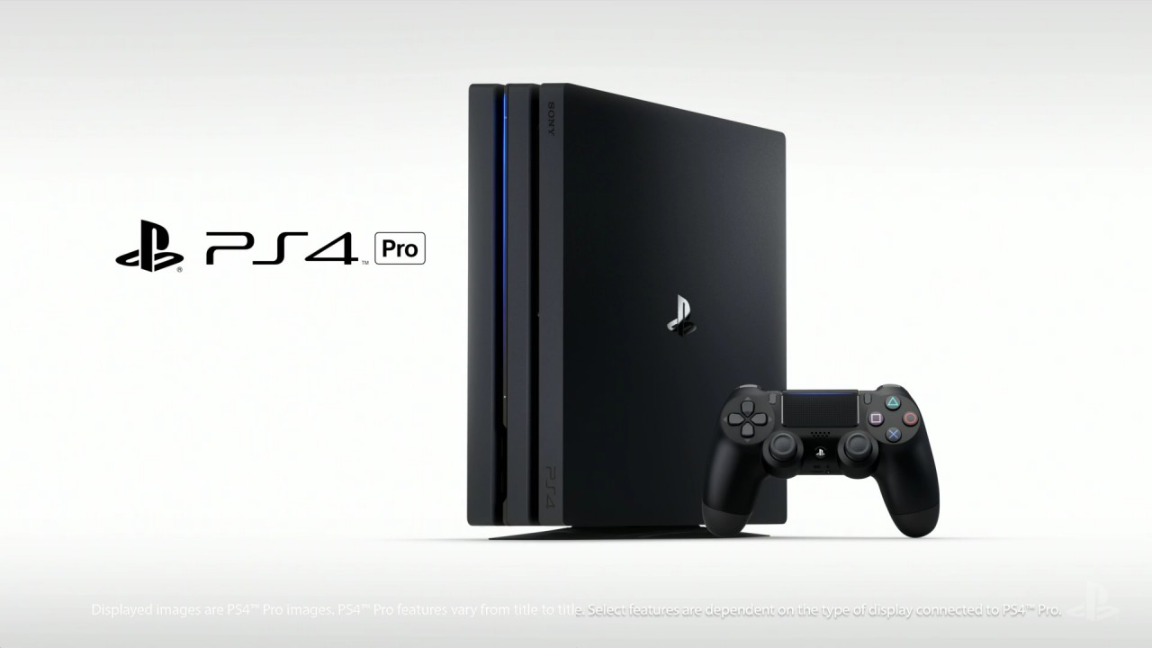 PS4 Pro streaming