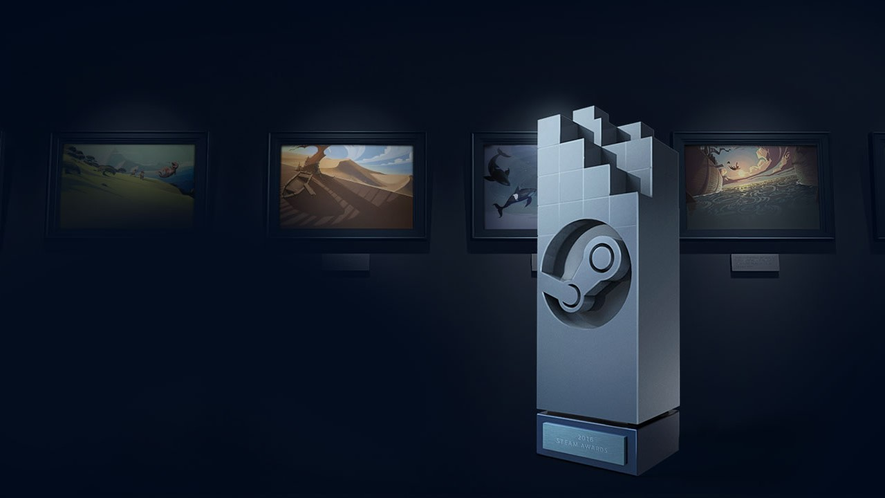 Premi di Steam - Steam Awards 2016