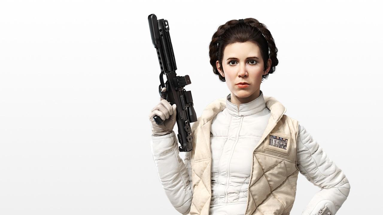 Principessa Leia Star Wars Battlefront