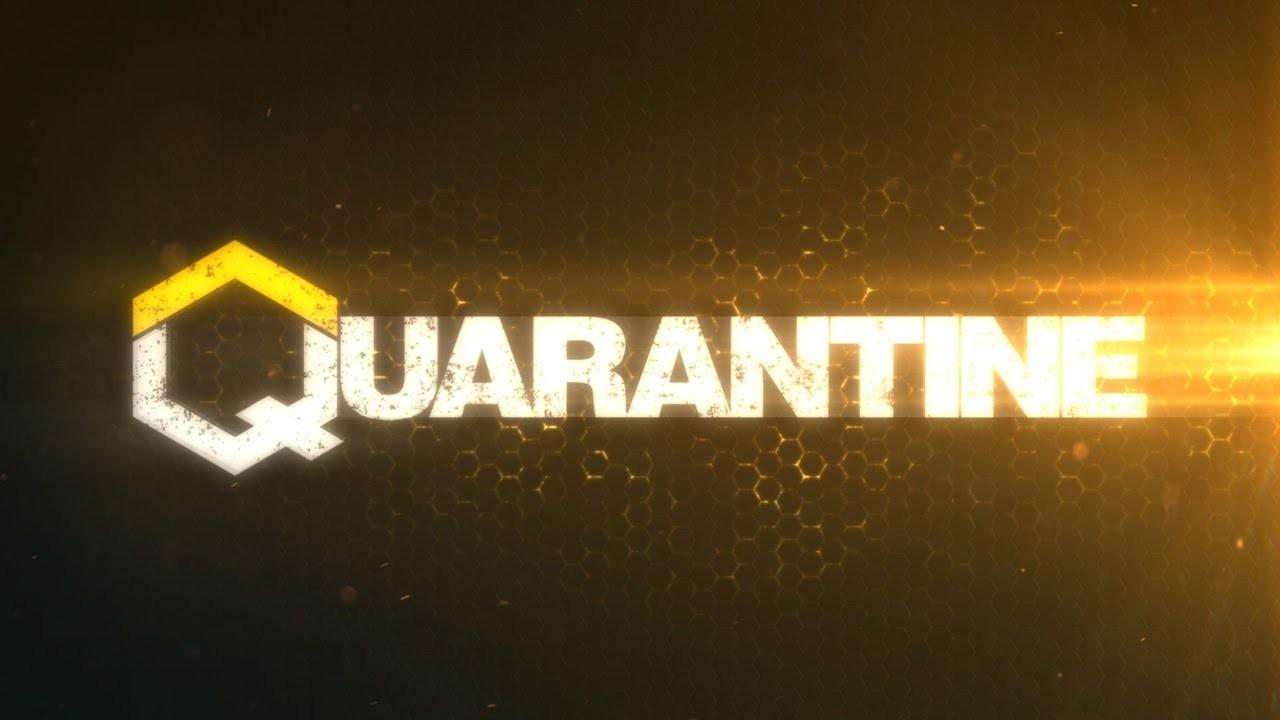 Quarantine logo