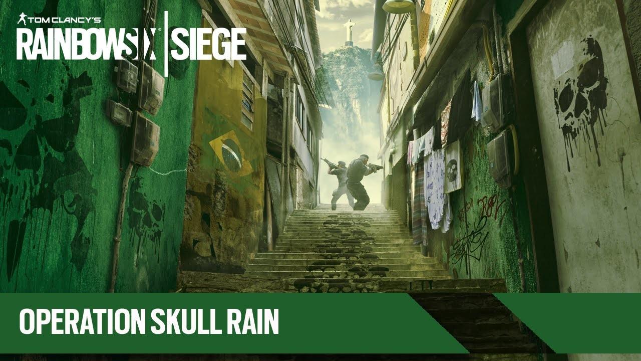 Rainbow Six Siege - Operazione Skull Rain - Main