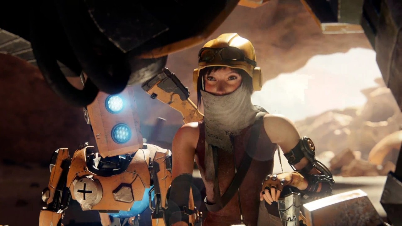 ReCore news cover