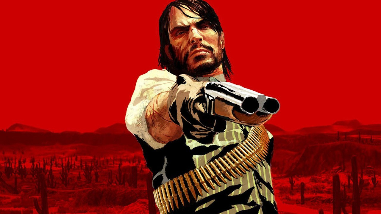 Red Dead Redemption Key Art