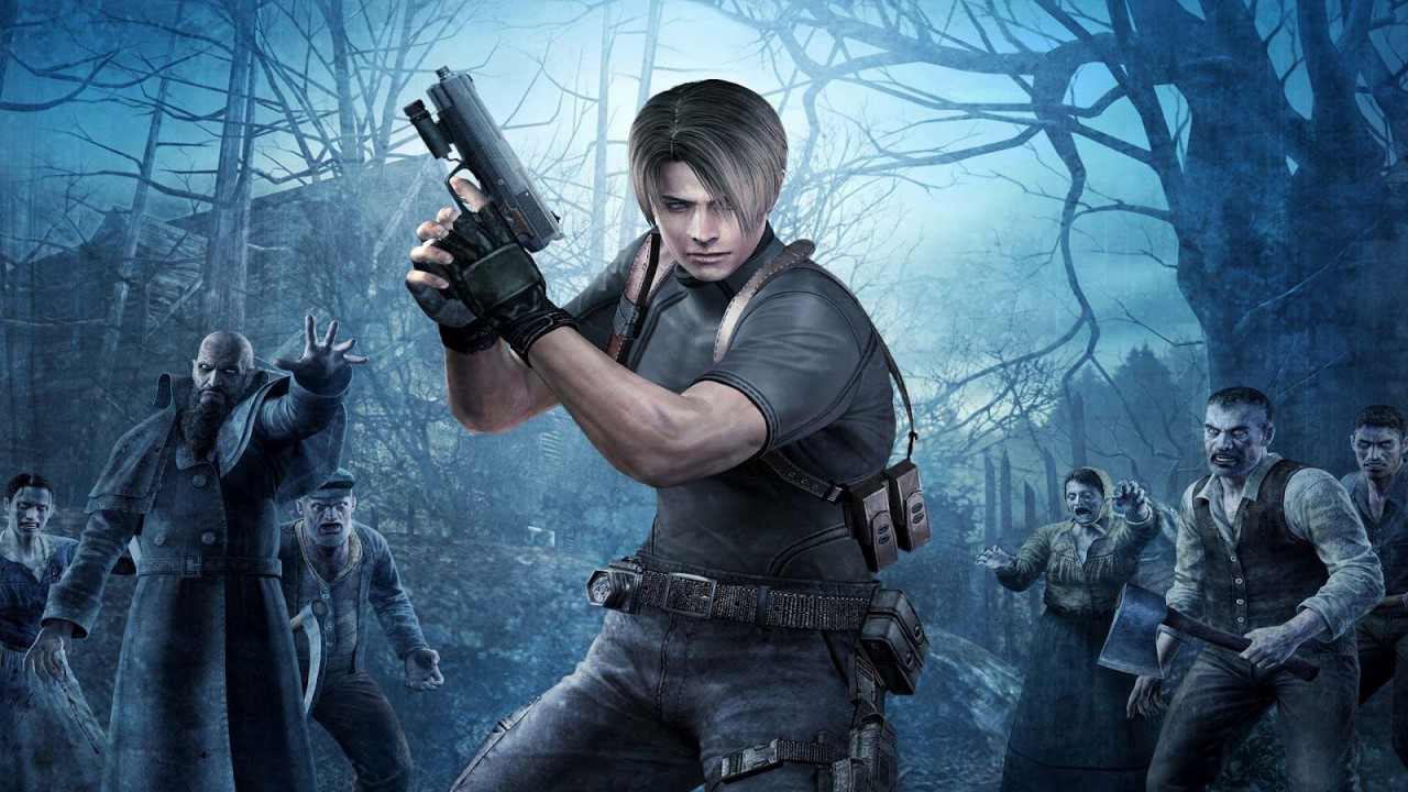 Resident Evil 4 PS4 e Xbox One