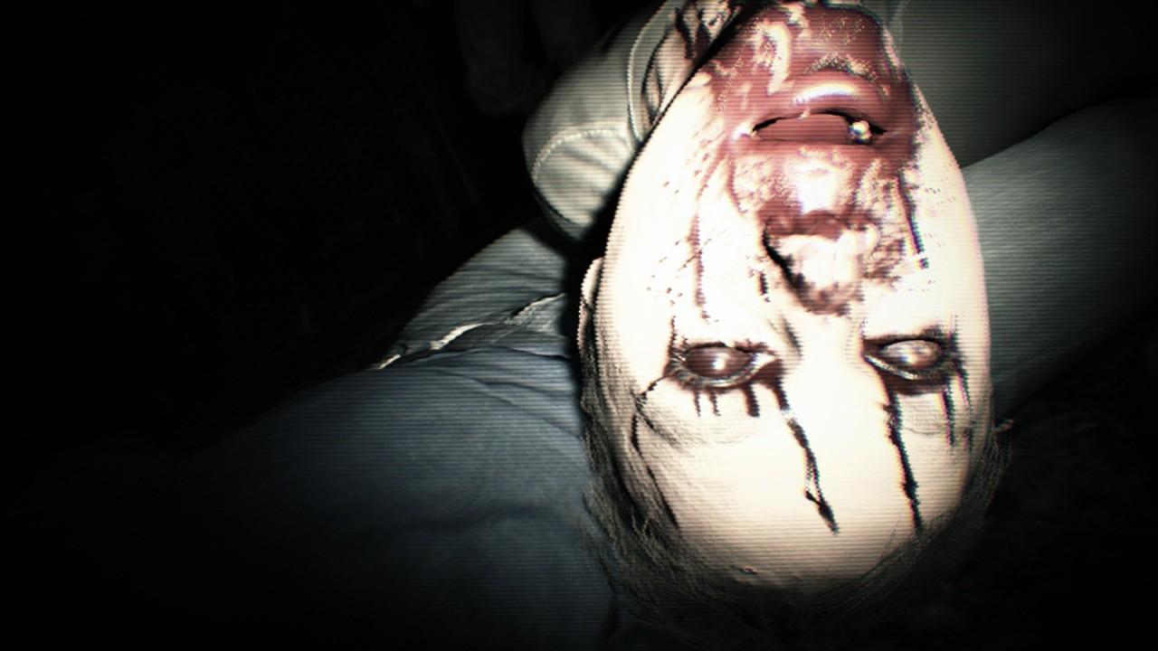 Resident Evil 7: tape