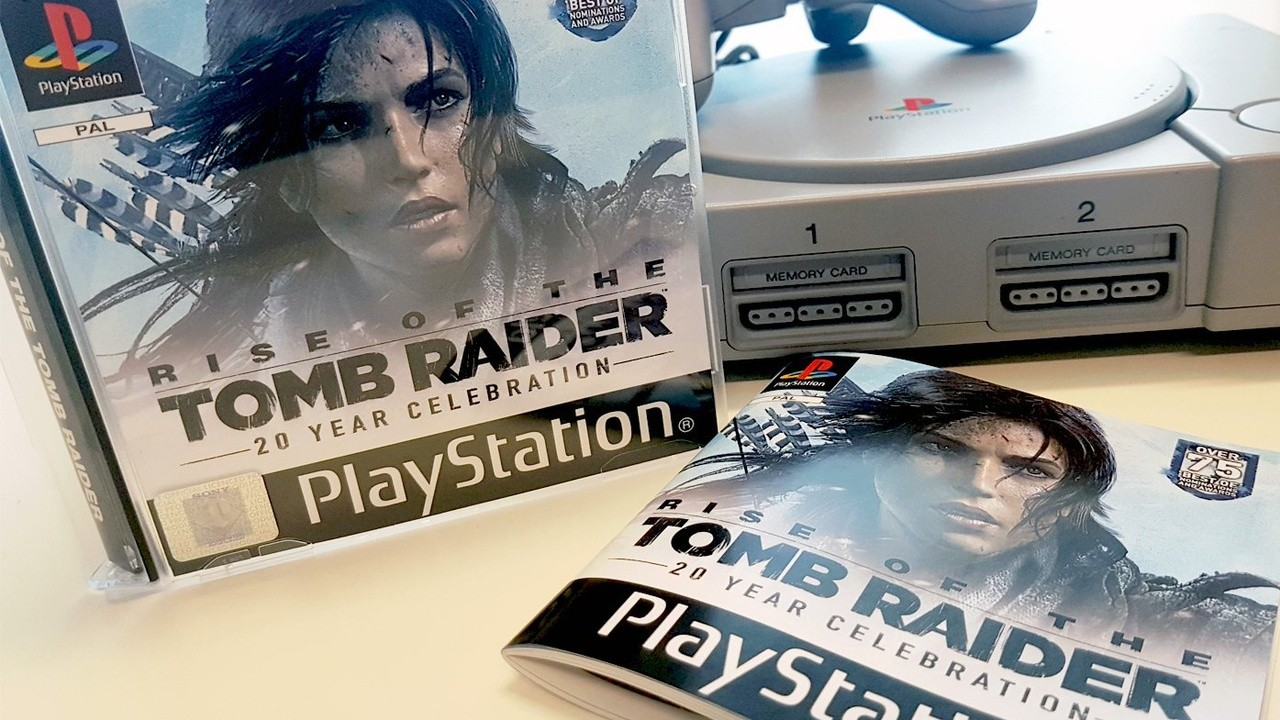 Rise of the Tomb Raider PS One