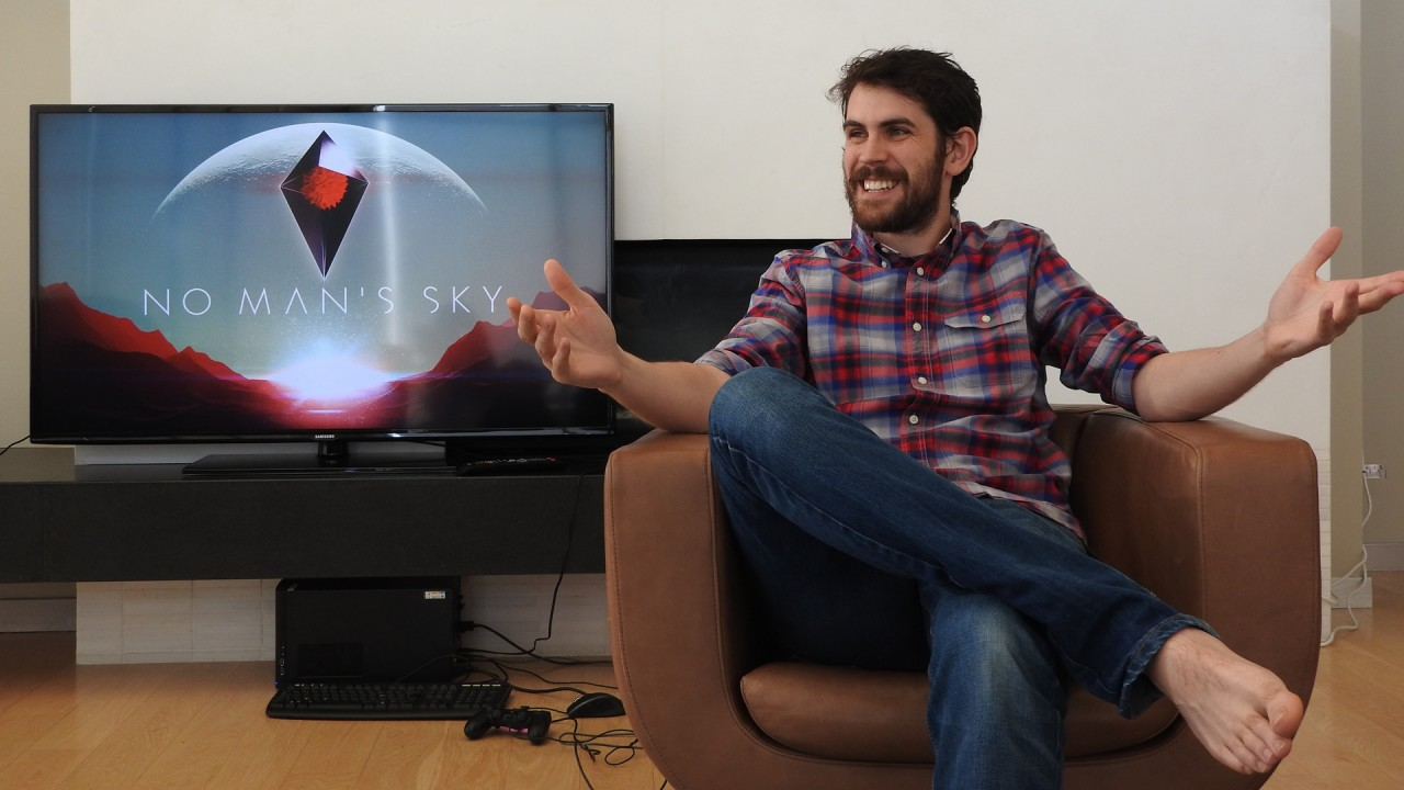 Sean Murray No Man's Sky