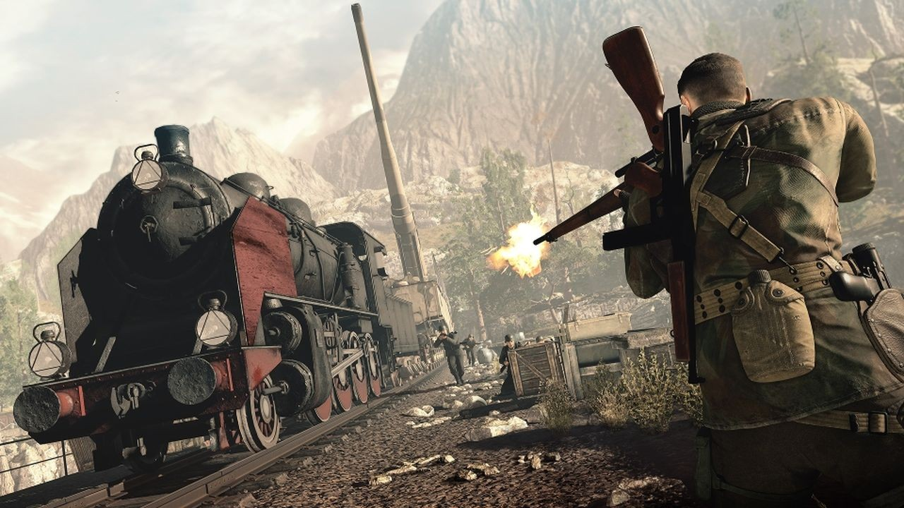 Sniper Elite 4 News Cover