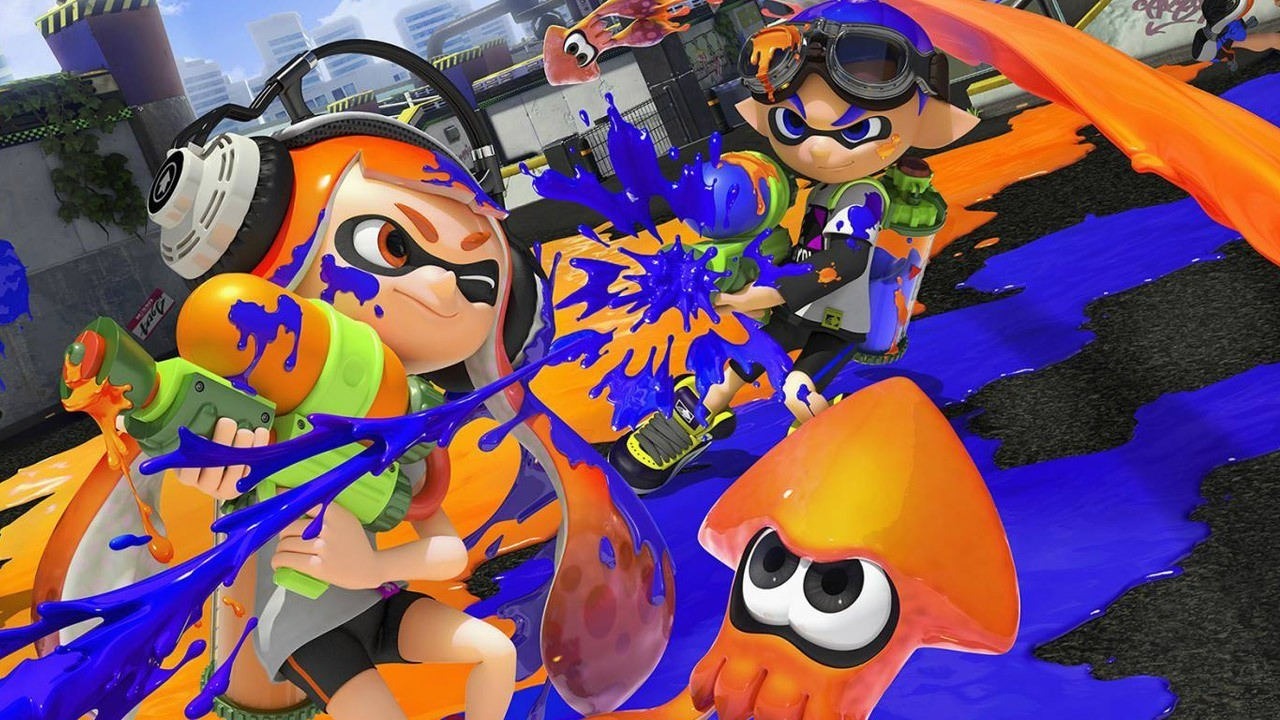 Splatoon News Cover