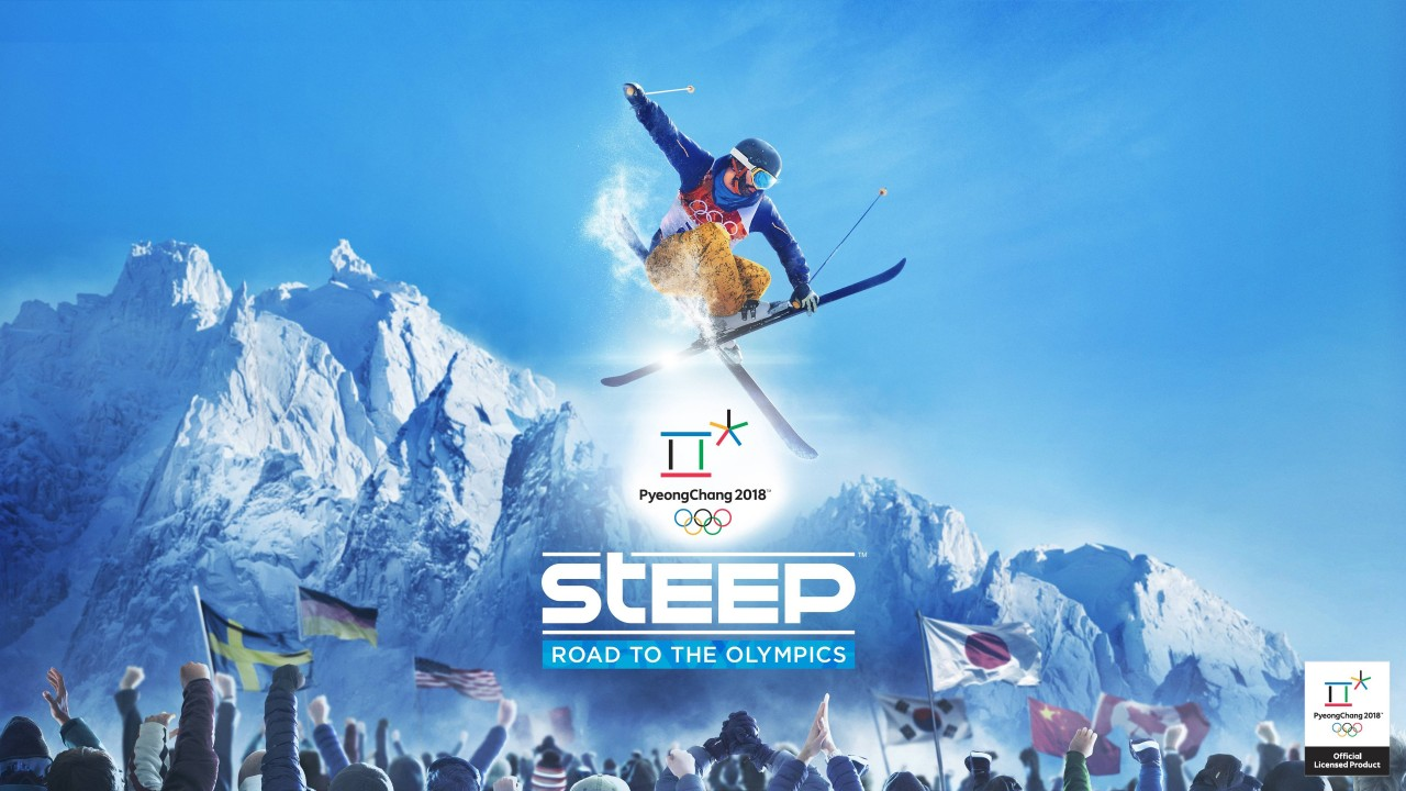 Steep: Road to the Olympics PyeongChang 2018