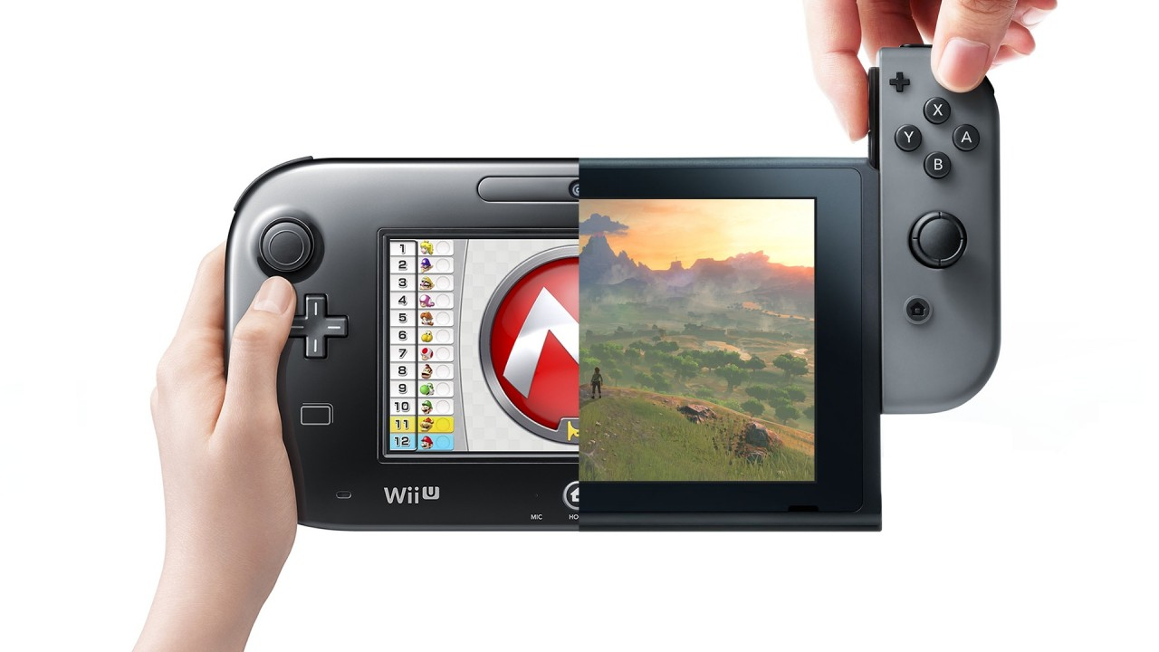 Switch vs Wii U
