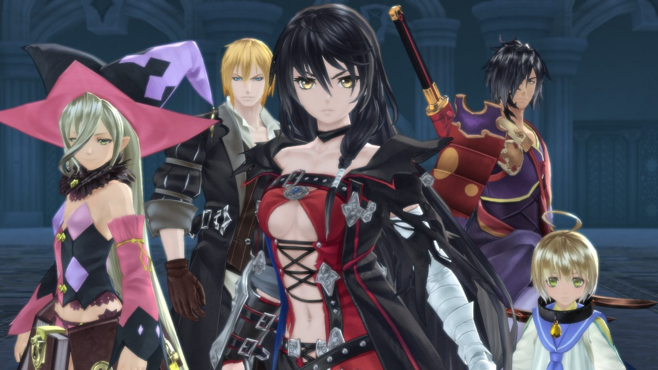 Tales of Berseria personaggi