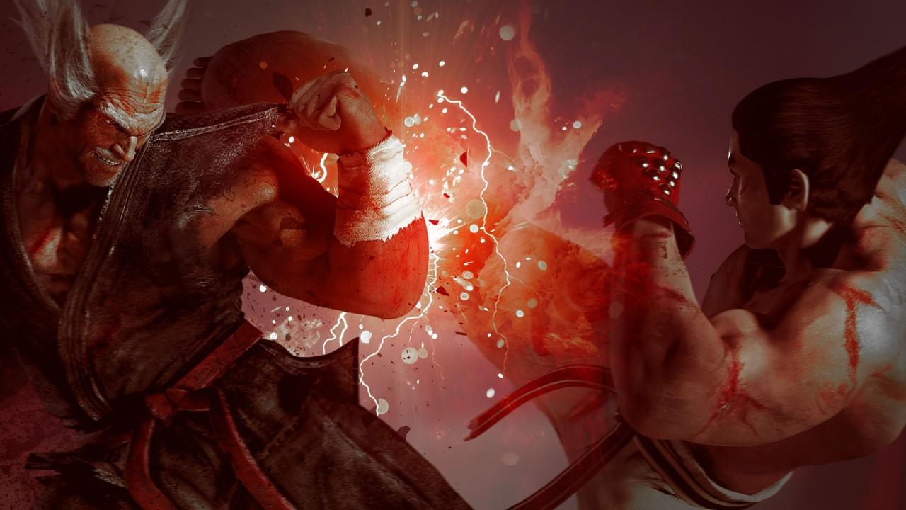 Tekken 7 Screen