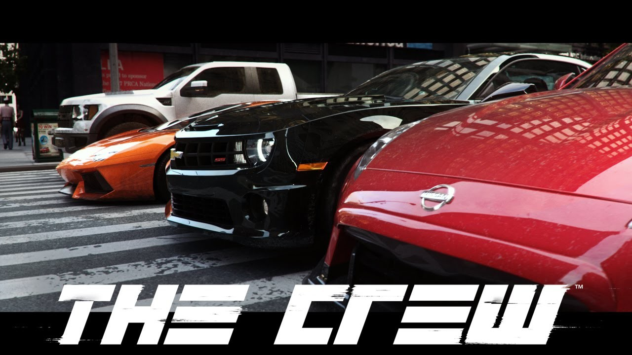 The Crew News Cover