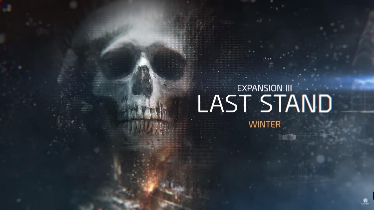 The Division - Last Stand: Fino alla fine