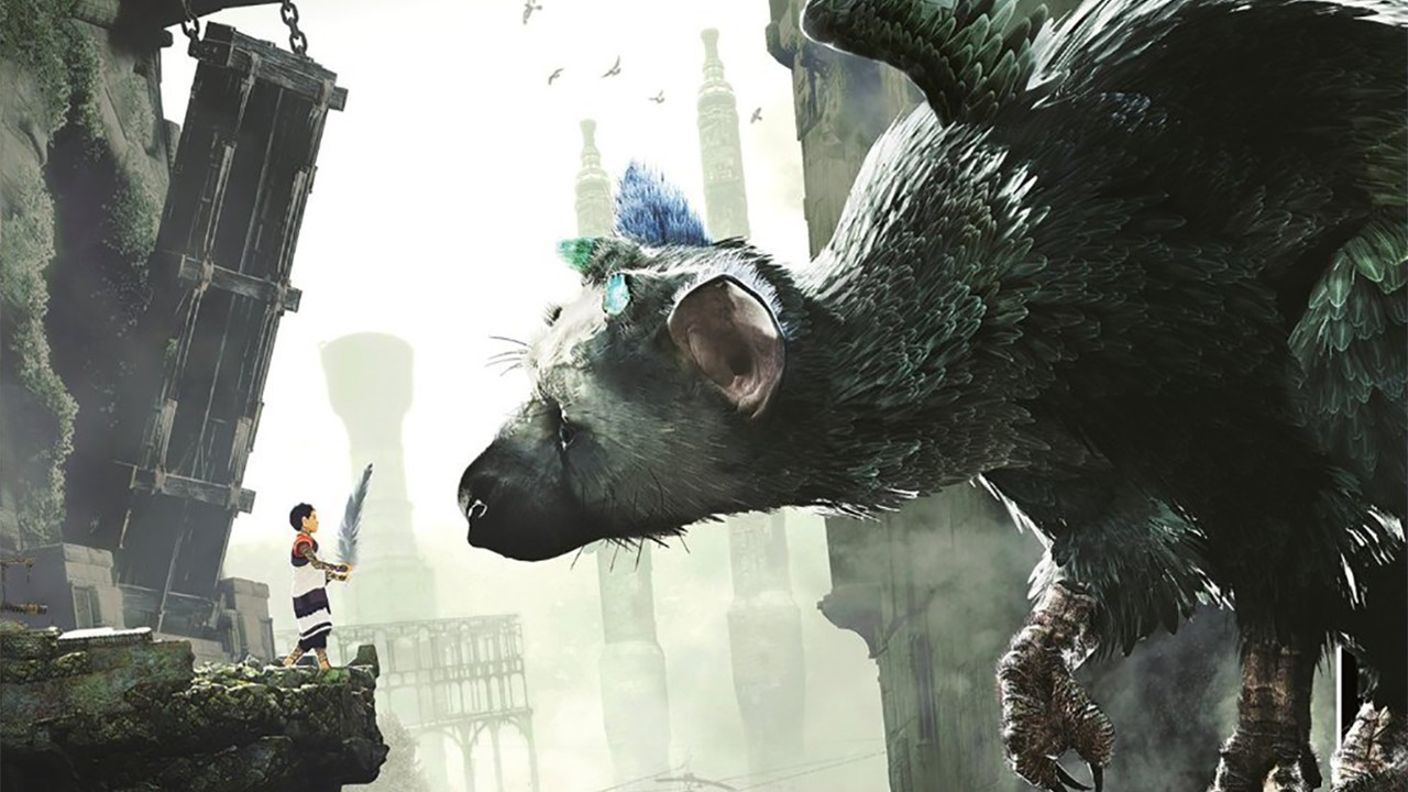 The Last Guardian Cover Art