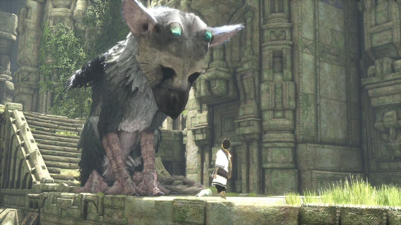 The Last Guardian: Trico