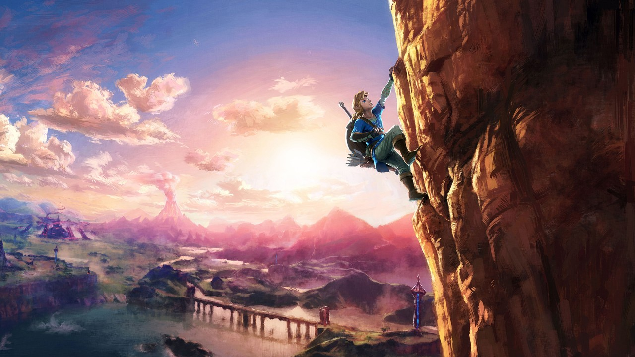 The Legend of Zelda: Breath of the Wild Artwork