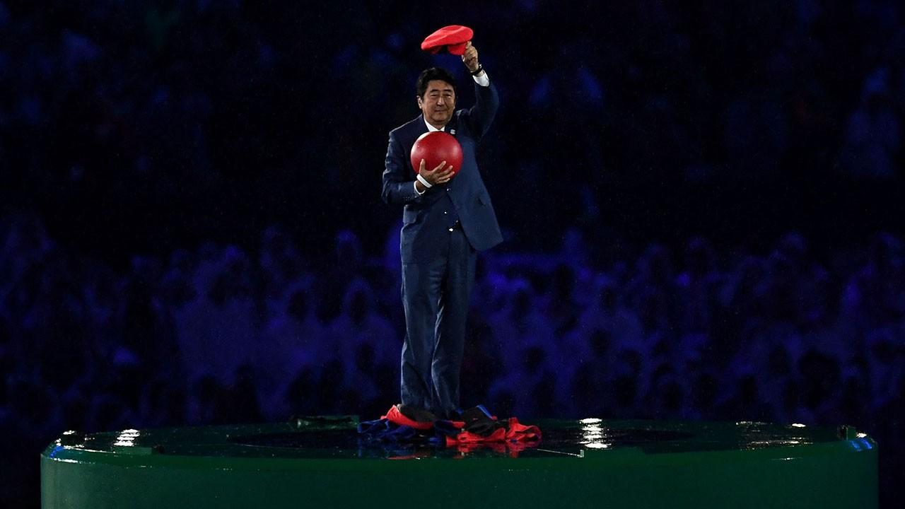 Tokyo 2020 Abe