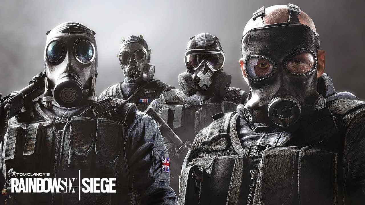 Tom Clancy's Rainbow Six Siege Operatori