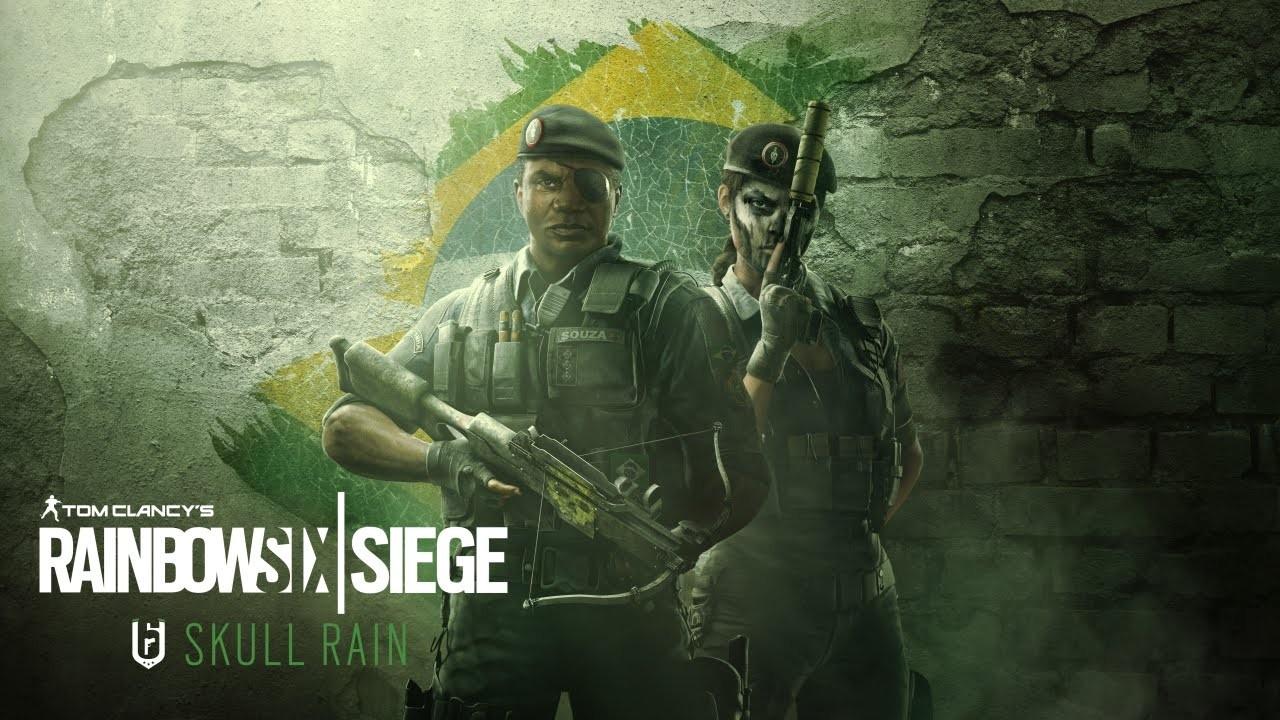 Tom Clancy's Rainbow Six Siege Operatori DLC Skull Rain