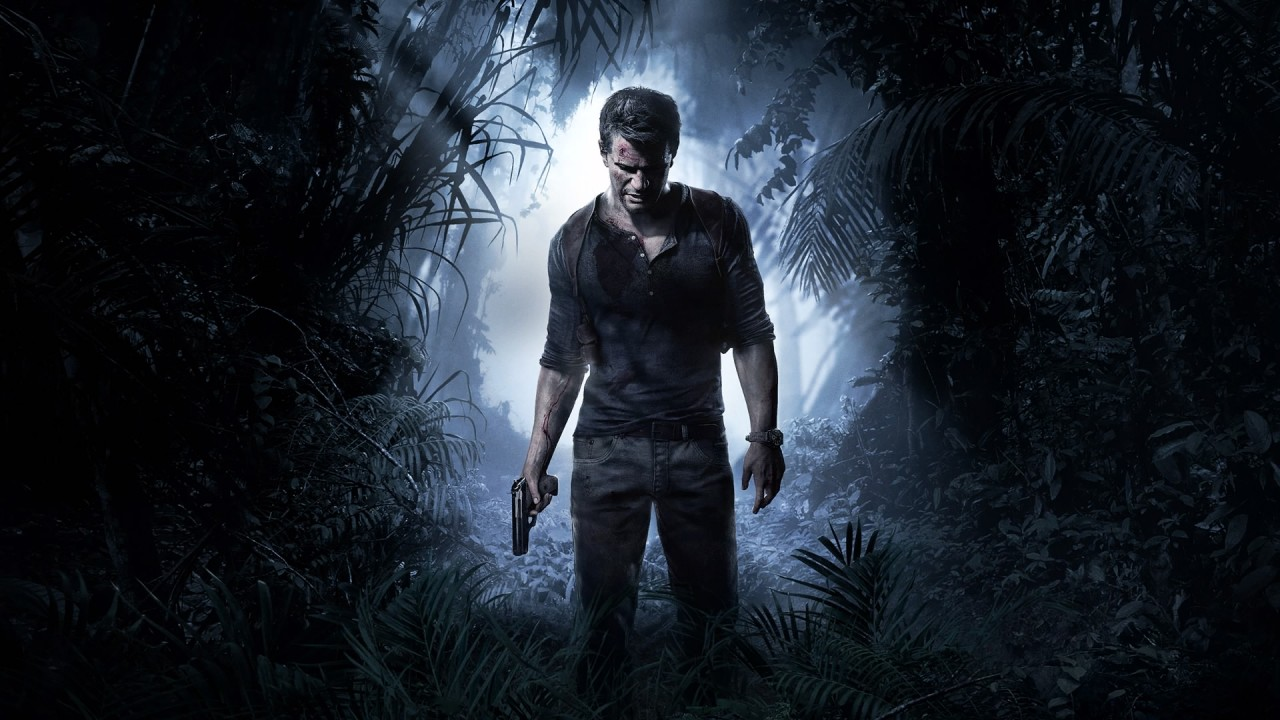 Uncharted 4 Main Art