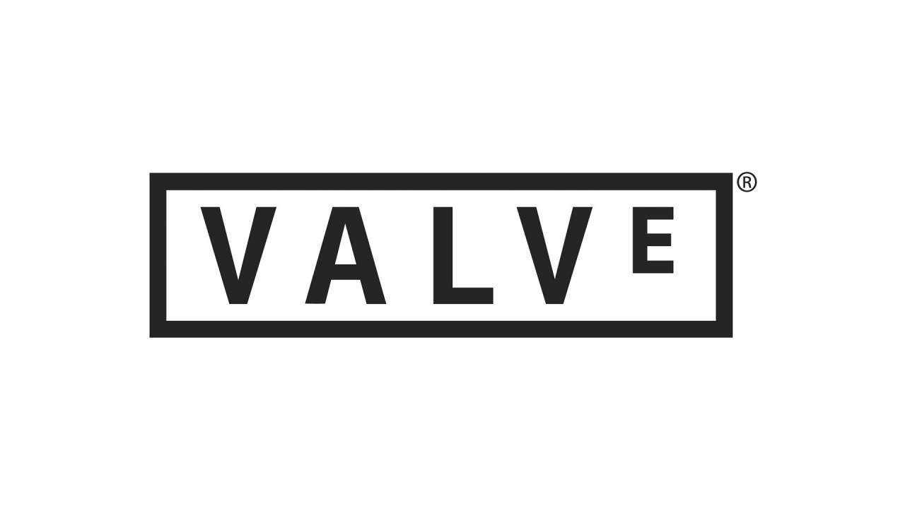 Valve Logo white