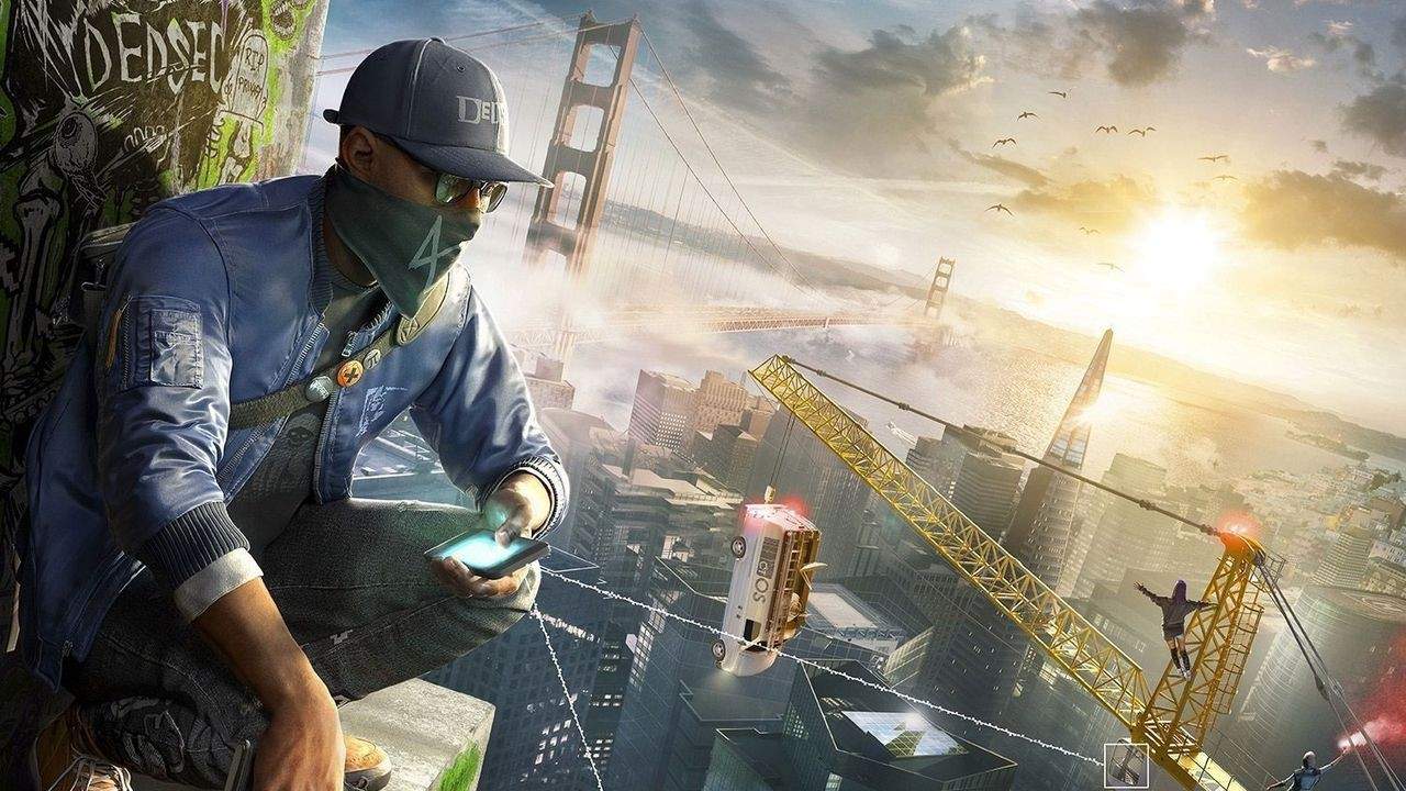 Watch Dogs 2 Città