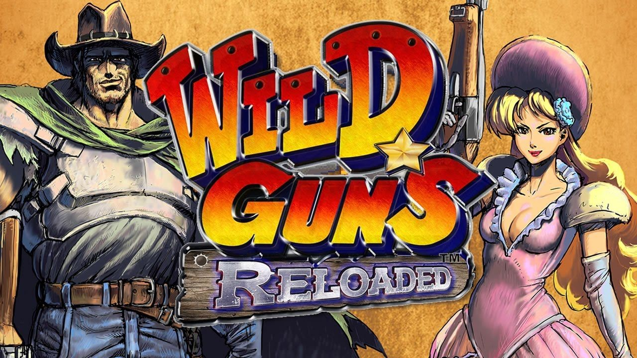 Wild Guns Reloaded Main
