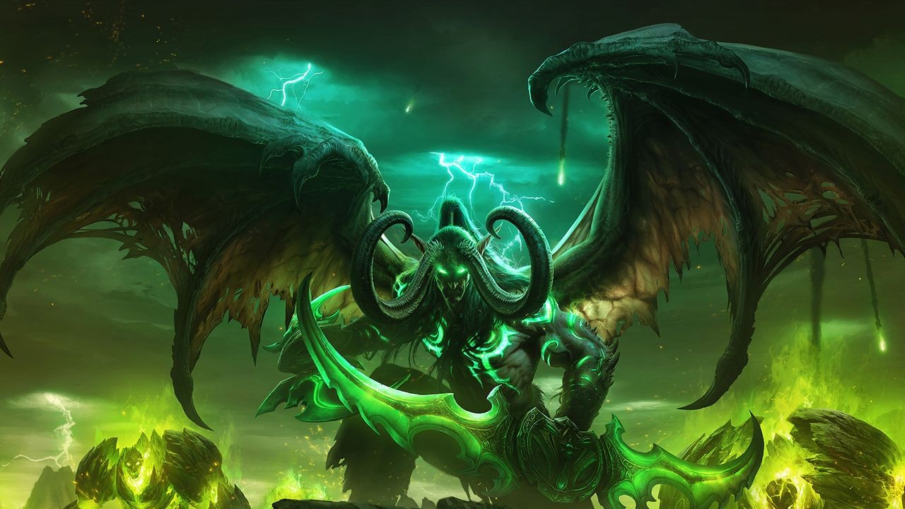 World of Warcraft: Legion news cover