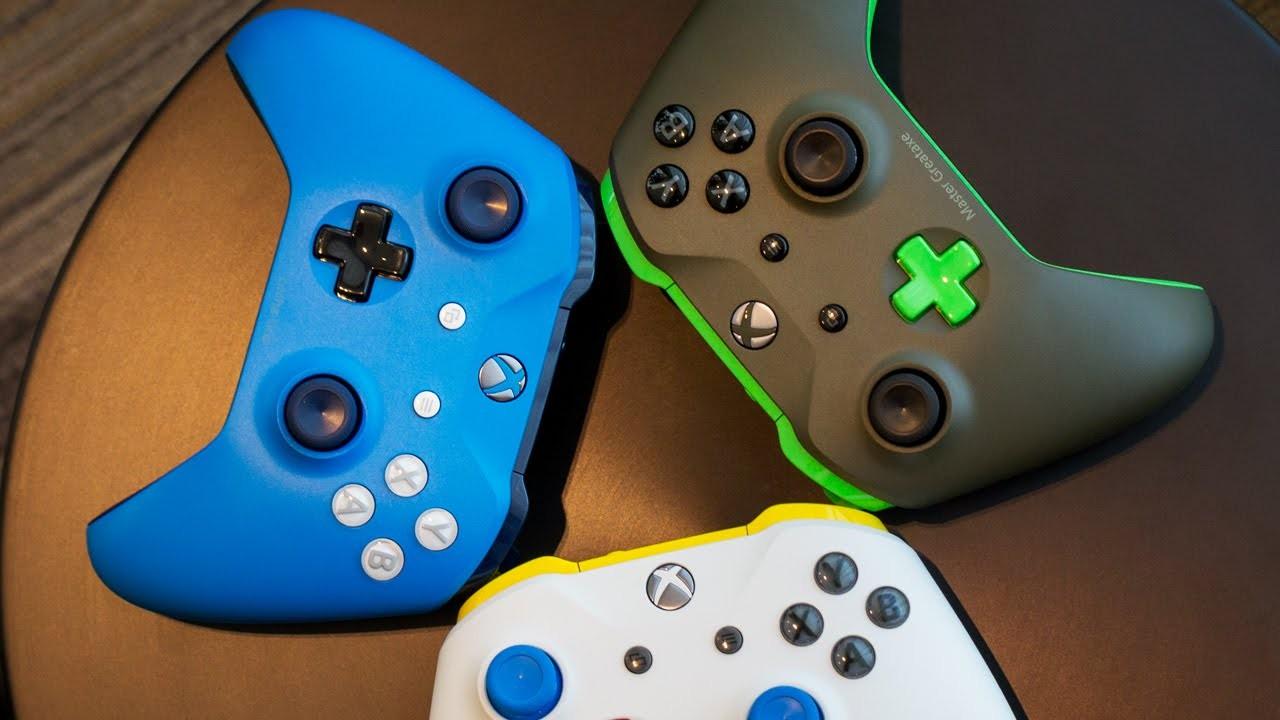 Xbox One controller personalizzato